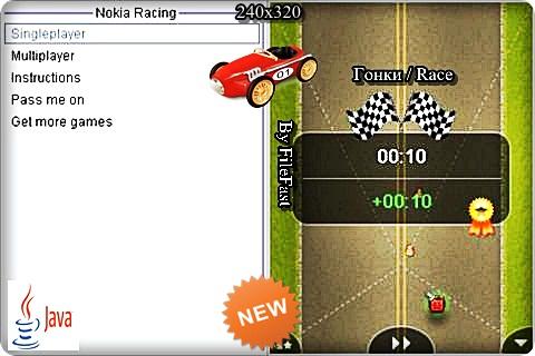 Touch maneuve : free nokia games